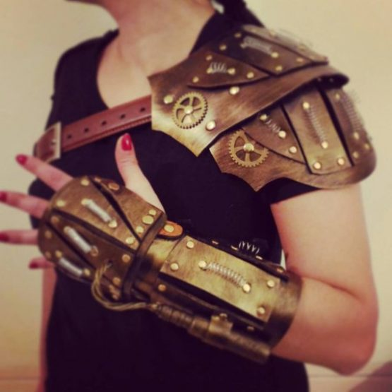 Cyberpunk arm