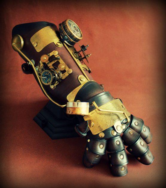 Steampunk Gauntlet