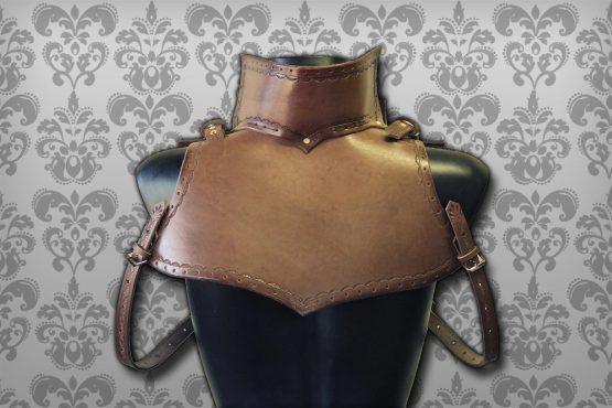 Medieval Gorget