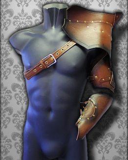 medieval armor arm