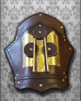 Steampunk arm guard